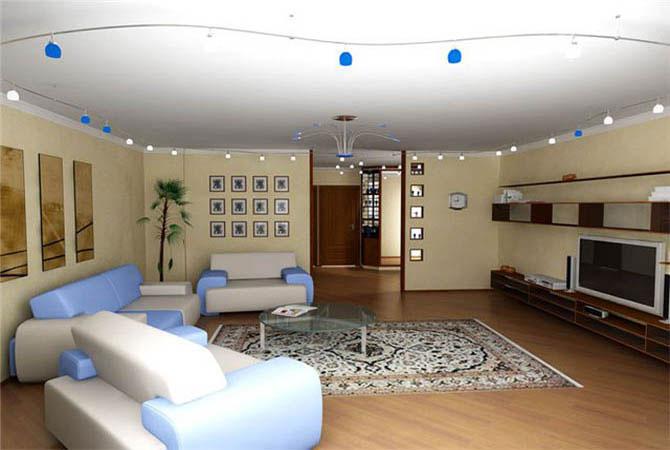 бесплатно дизайн интерьеров квартир