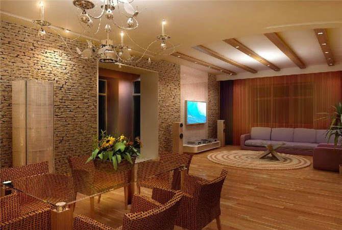 комнаты узкой дизайн фото