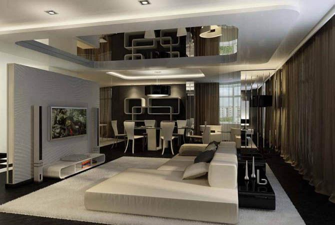 готовый дизайн проект квартиры скачать