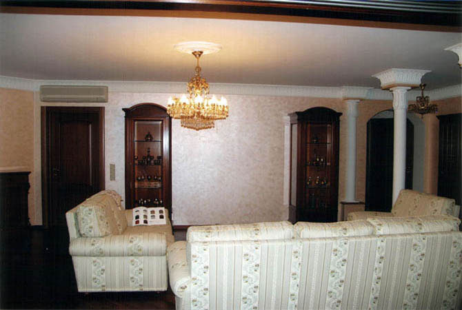 разработка дизайна интерьера квартиры