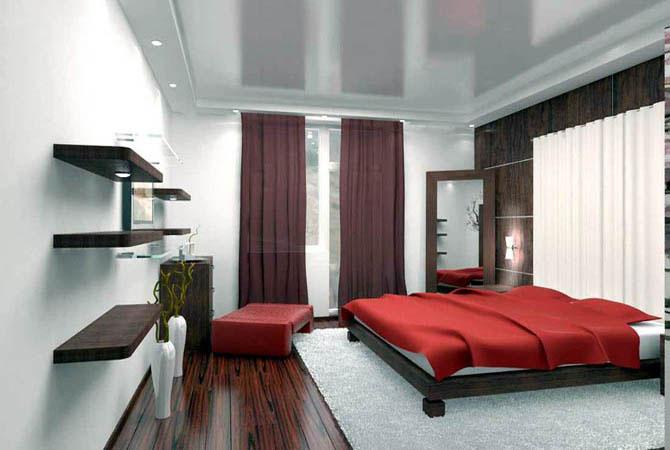 дизайн проект квартиры серии корабль