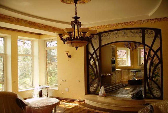 ремонт дома своими руками декоративная штукатурка