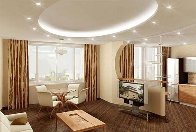 дизайн интерьера рониконру квартир
