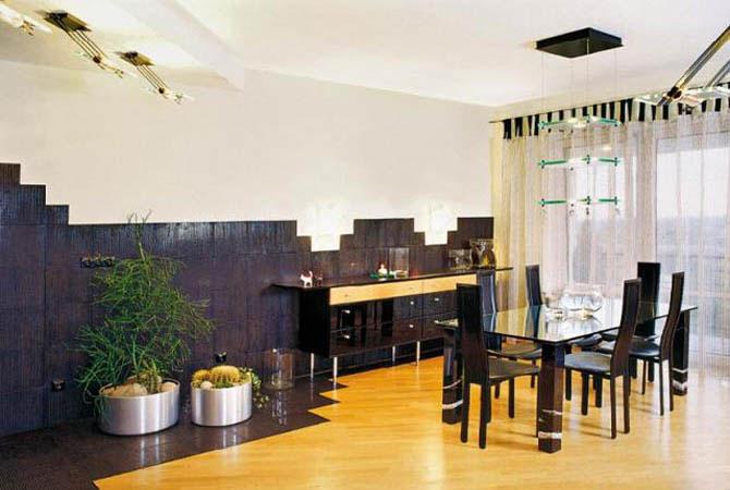 интерьер малогабаритных квартир примеры