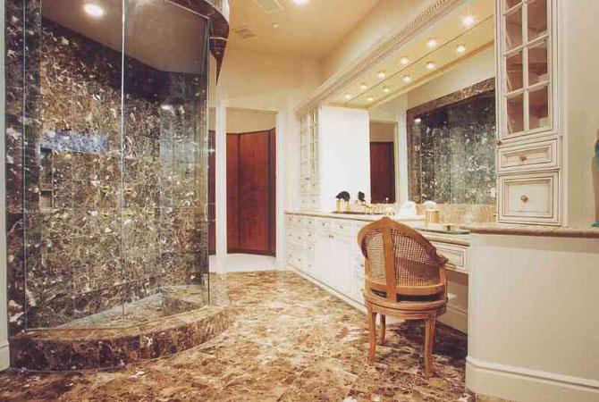 отделка ванных комнат кафелем