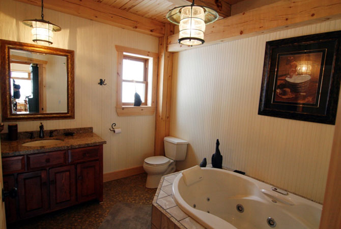 отделка декоративная деревянных домов