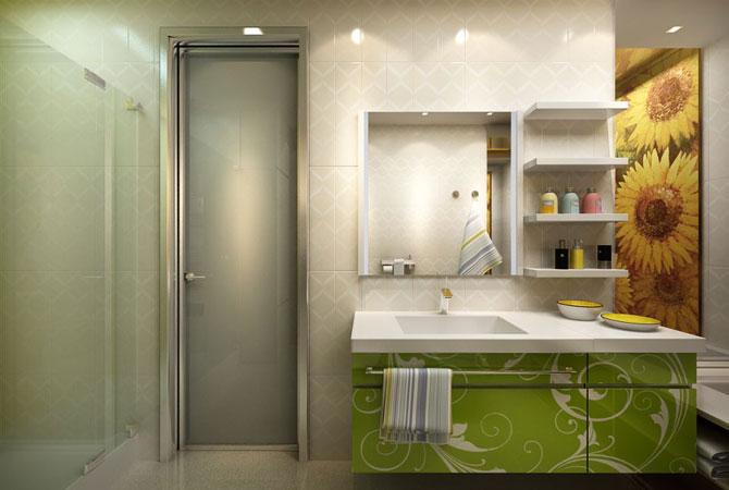 дизайн ремонт ванной комнаты