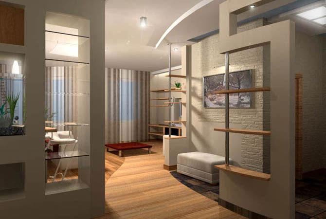 японский стиль интерьера квартир